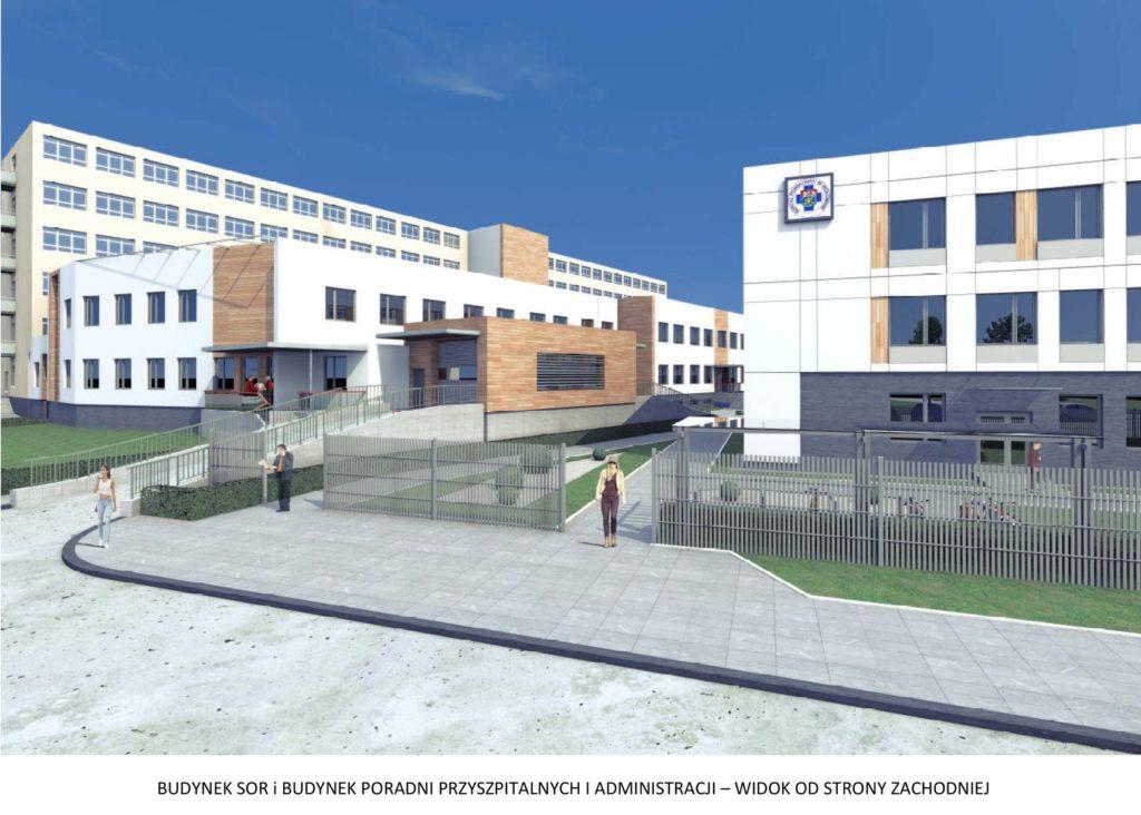Starosta Adam Lubiak poinformował o ogłoszeniu przetargu na rozbudowę Szpitala Matki Bożej Nieustającej Pomocy w Wołominie.